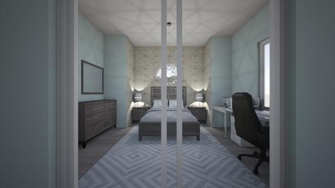Bedroom - Modern - Bedroom - by cbruno23