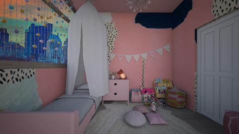 Casa155KidsBedroom - Modern - Kids room - by nickynunes