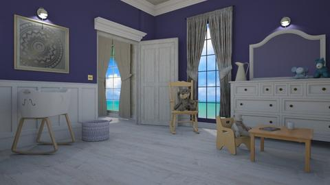 Edward Gracey - Classic - Kids room - by deleted_1574768015_Elenn