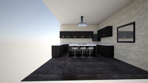 kitchen - Modern - Kitchen - by annaschommer14