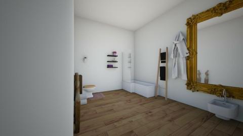 papa badroom - Classic - Bathroom - by zoety007