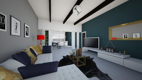 living room - Living room - by valcarona