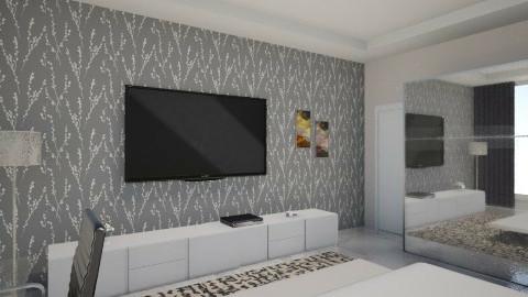 Bedroom - Modern - Bedroom - by Debora Cris