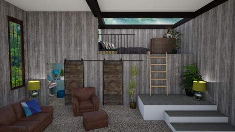 hil - Bedroom - by penelopy