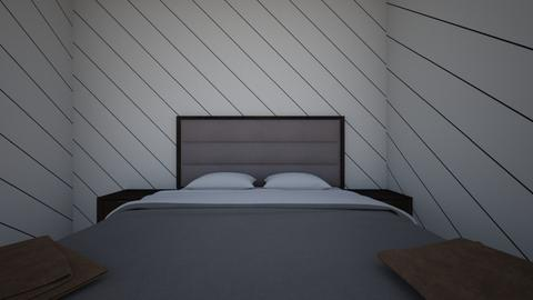 Landon Holloway - Modern - Bedroom - by senewby