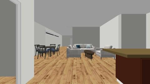 Apartamento - Minimal - by Urbanismo Virgen del Valle