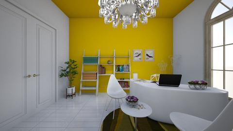Welly - Modern - Office - by TeodoraYord