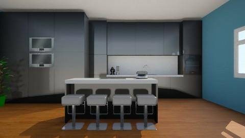 hthcr - Kitchen - by margot98