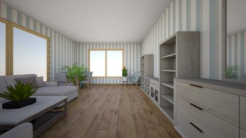 Yana Denisiuk - Modern - Living room - by Yana Denisiuk
