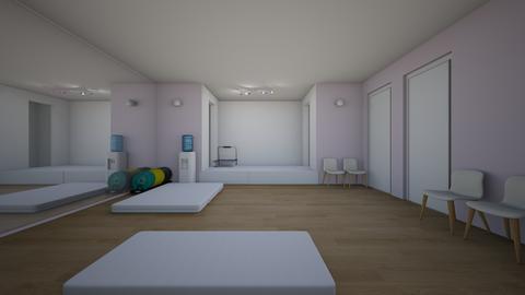 home dance room - by joetee
