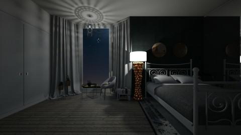 Grecia - Bedroom - by IkkaHe