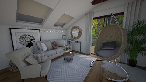 Summer cottage - by Diana Radu