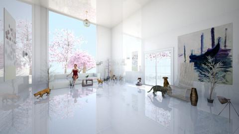 siyu25 - Living room - by frs001