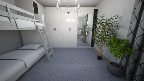 unya apa - Bedroom - by Zhannat