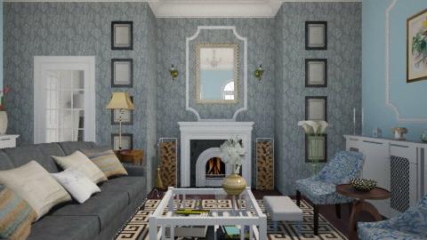 Salotto - Classic - Living room - by giulygi