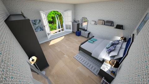 family home 145 - Modern - Bedroom - by Stavroula Chatzina