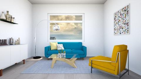 chichi_dz2004 - Living room - by chichi dz