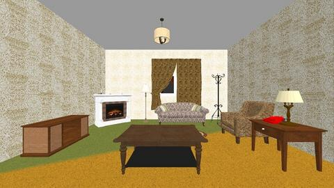 Family Living Room - Living room - by WestVirginiaRebel
