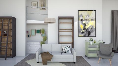 Balcony  - Modern - Living room - by Jessica Fox