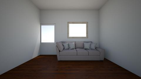Tonis Wall - Living room - by LindseyLieu