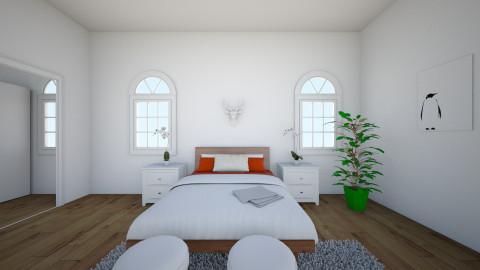 autumn dream - Bedroom - by unicorn amy owl