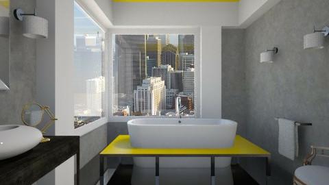 YBG Bathroom - Modern - Bathroom - by 3rdfloor