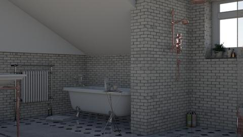 Classic Bathroom - Classic - Bathroom - by leahpro
