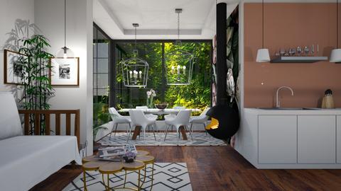 rteay - Living room - by likuna485