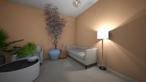 Ellies house - Living room - by KOKOKOKOKOK88888