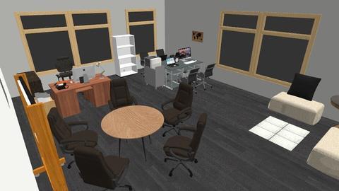 simulyats - Modern - Office - by tugsuufun