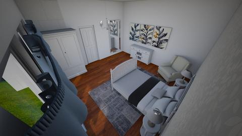 Badroom - Classic - Bedroom - by KaTa_Rina1001