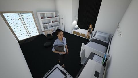 Simple bedroom - Modern - Bedroom - by Andrea Puspa Melinda