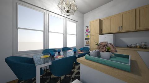 New Kitchen 5 - Kitchen - by Kmstyles84