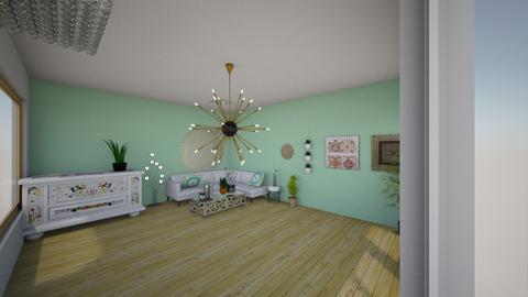 blah - Living room - by nitajolly