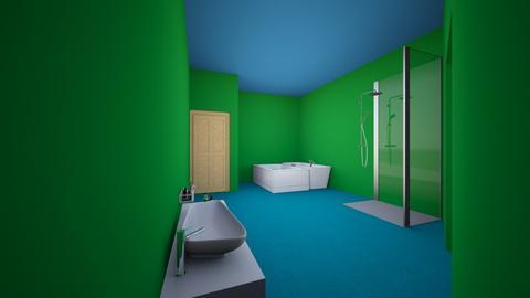 Bathroom - Bathroom - by SquorpionDestroyer