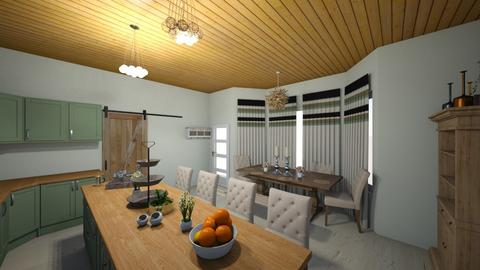 Country Swag - Kitchen - by Anea Designs
