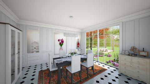 test2 - Dining room - by jessiezhen
