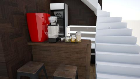 Food Corner UNU - Minimal - by fajar93