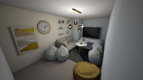 Cami kamer boven - Living room - by dzgungoren