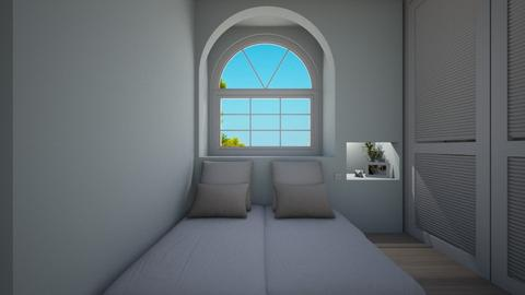 Casa210Bedroom - Minimal - Bedroom - by nickynunes