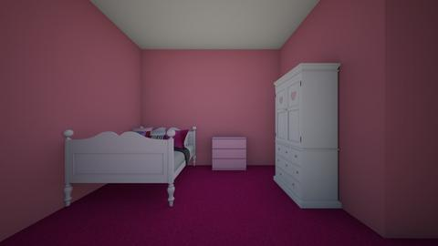 pink room - by sherlin9999