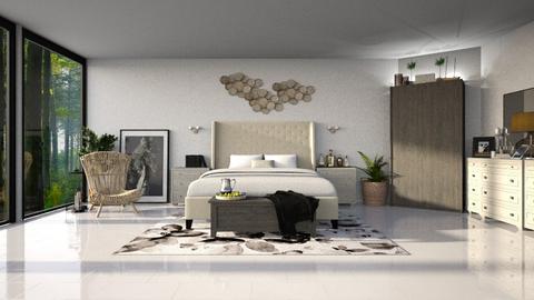 IP Diego - Bedroom - by Sarah Anjuli
