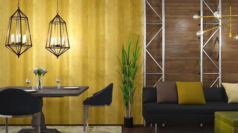 Contemporary  - Modern - Dining room - by Jessica Fox