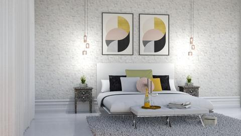 modern9 - Minimal - Bedroom - by Mark T