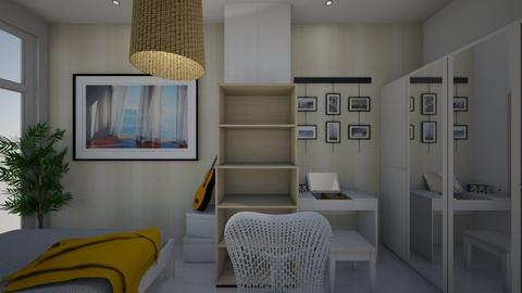 Brothers bedroom 6 - Classic - Bedroom - by Vivianhsuan