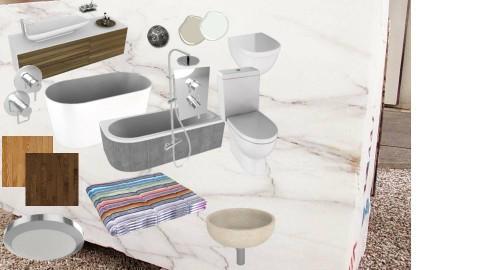 bathroom - by renovatingforprofit