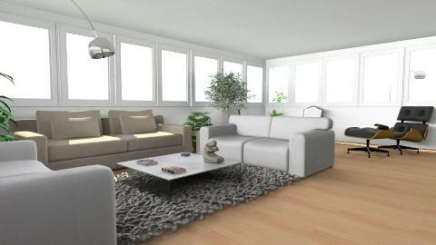 Salon Maha - Living room - by ninsebastian