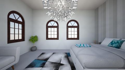 1st room - Modern - Bedroom - by prl3164
