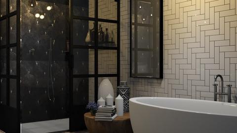 wash - Vintage - Bathroom - by Ripley86