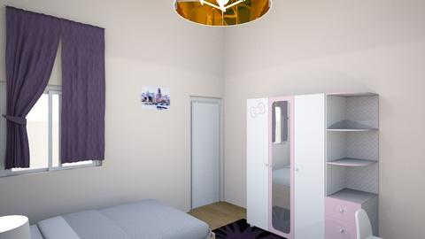 kids room - Modern - by ali mohamedin